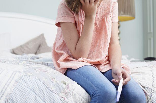 اختبار الحمل المنزلي قبل موعد الدورة