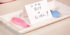 معرفة نوع الجنين