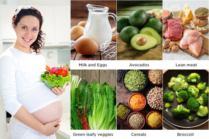 معدل وزن الجنين في الشهر السابع