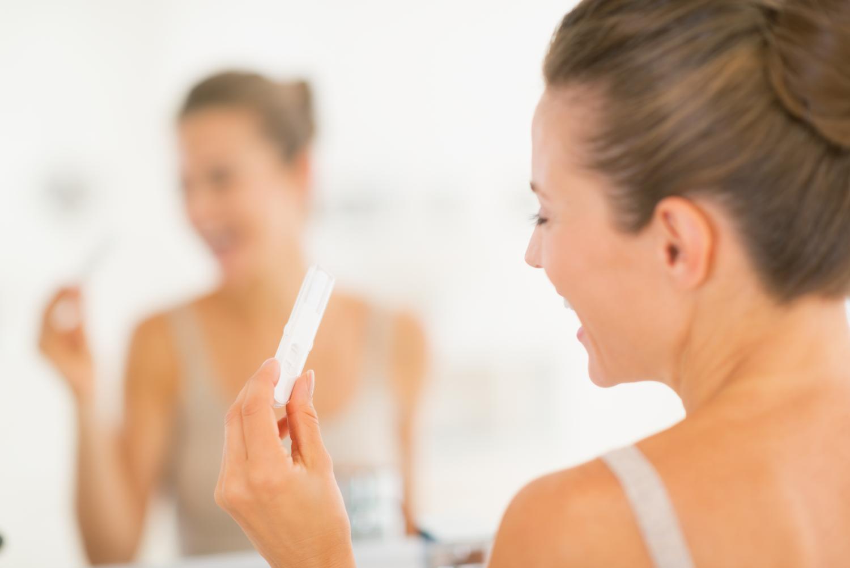 اعراض الحمل قبل الدورة طبيا