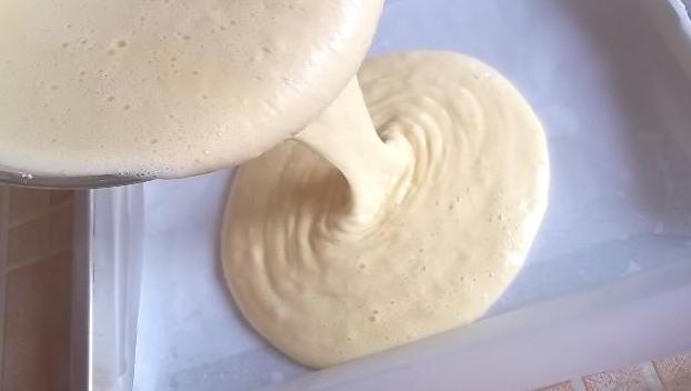 طريقة عمل الكيكة العادية
