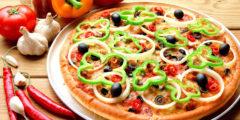 طريقة عمل البيتزا الميني في البيت بالصور والخطوات