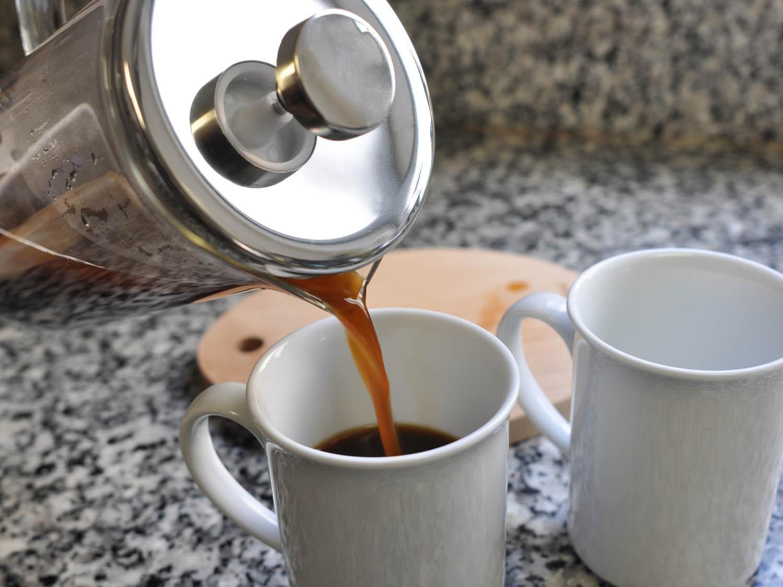 الطريقة الصحيحة لعمل القهوة
