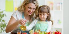 ماهي الأطعمة الغنية بالالياف الطبيعية للاطفال