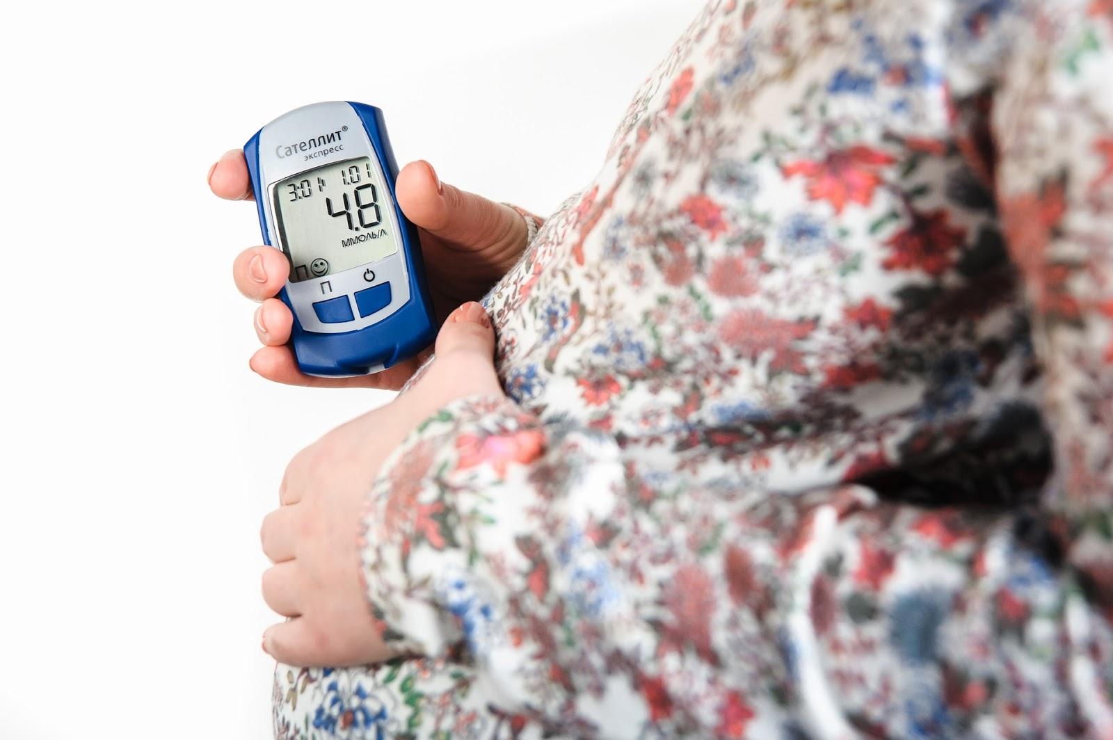 علاج سكر الحمل في الشهر السابع