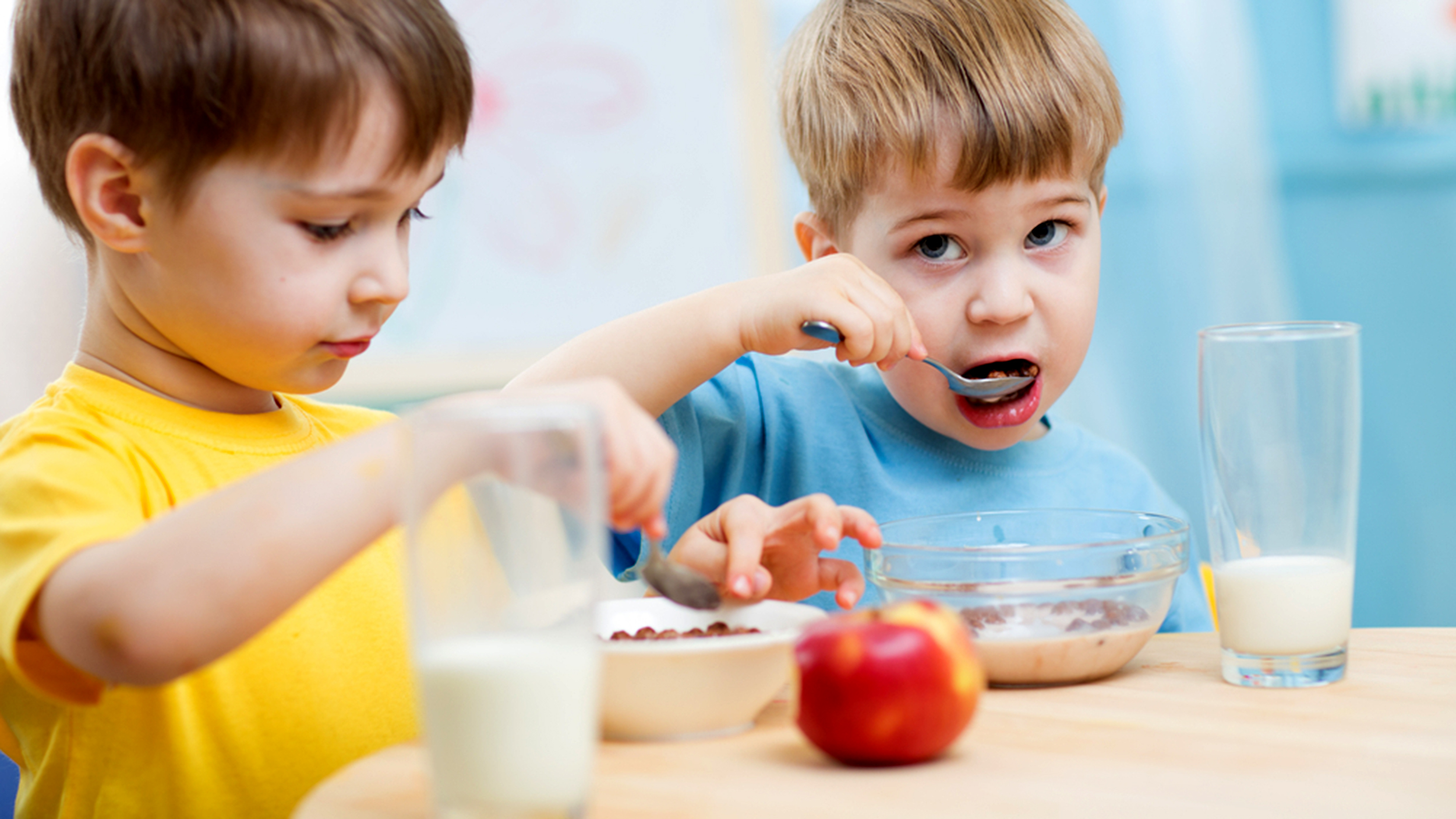 فوائد الرمان للاطفال