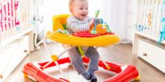 متى يتعلم الرضيع الجلوس