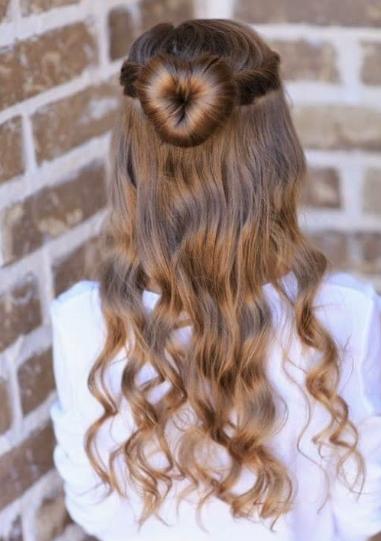 تسريحات شعر اطفال