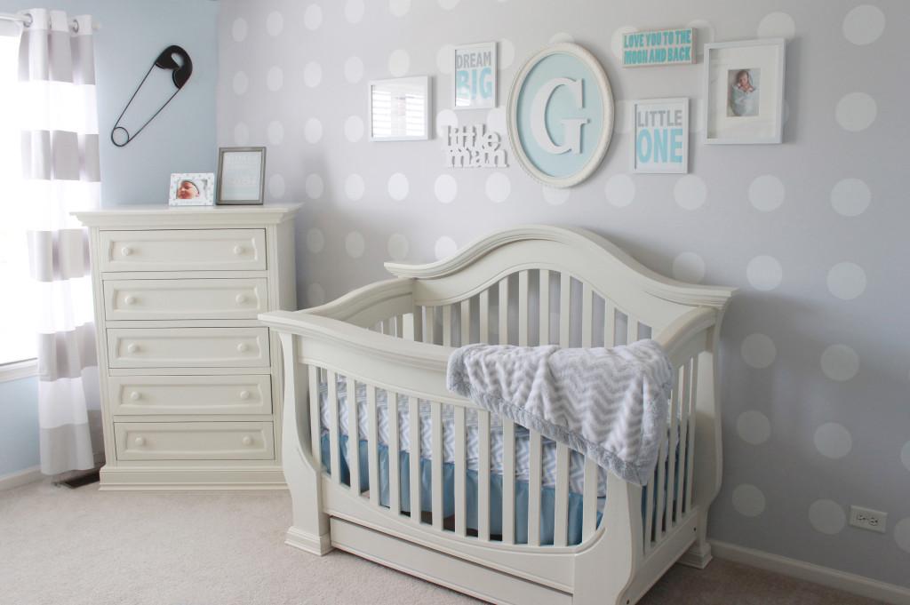 غرف نوم للمواليد