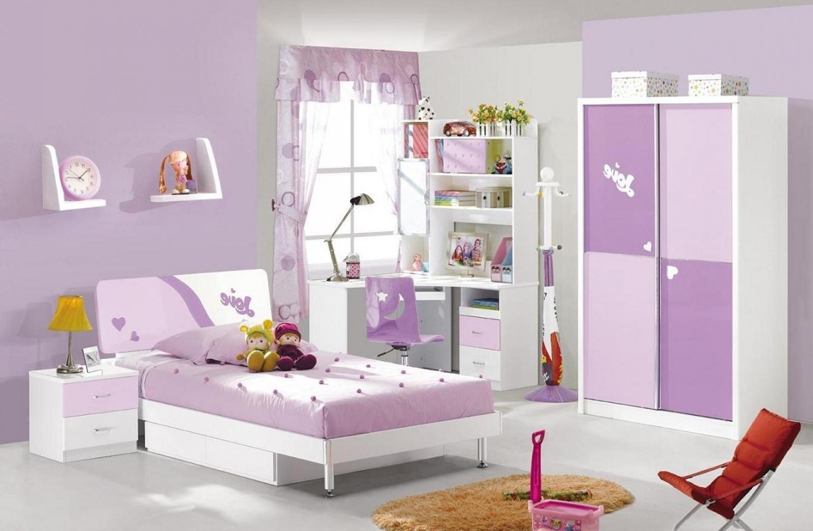 2018 - Beautiful girls bedroom furniture ...