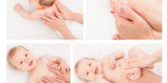 طرق تدليك الطفل الرضيع بزيت الزيتون