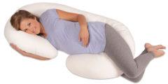 اوضاع النوم للحامل بطريقة صحيحة في الشهور الاولى