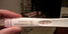 ماهي اعراض الحمل الاكيده قبل الدوره بيوم بالكامل