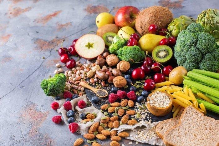 ما هى الأطعمة الغنية بالألياف