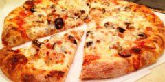 طريقة عمل عجينة البيتزا الهشة في البيت زي المطاعم