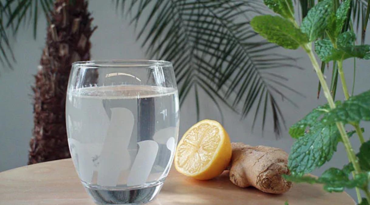 مشروب الليمون بالزنجبيل لخسارة الوزن التخسيس والتخلص من السموم