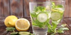 اقوى ٣ مشروبات للتخلص من سموم الجسم وتساعد على إنقاص الوزن