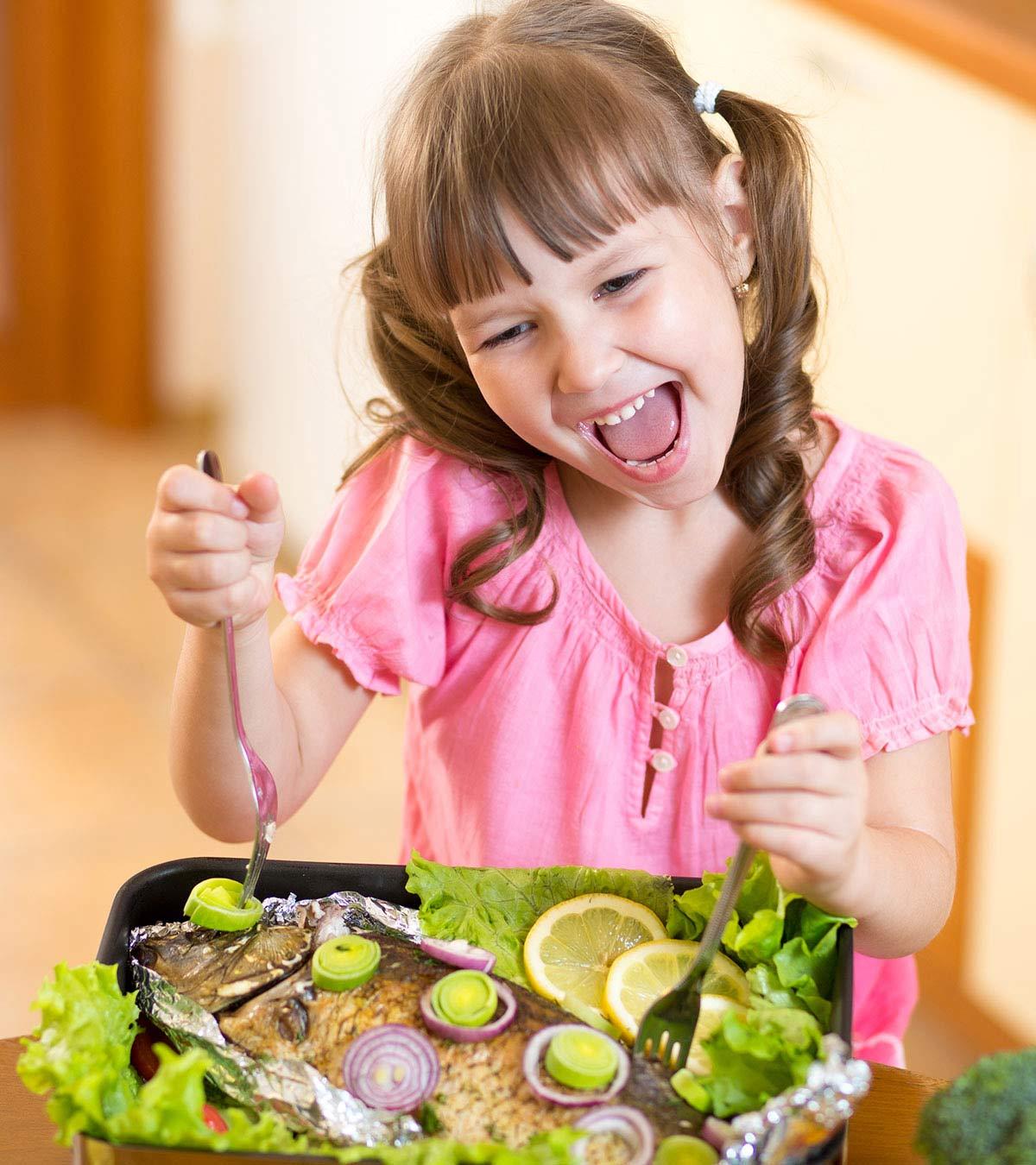 فوائد الاوميجا 3 للاطفال
